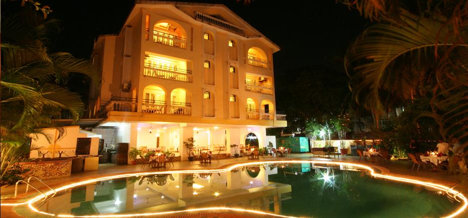 Lambana Resort Goa To Calangute Beach